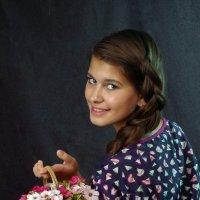 Королева цветов :: Владимир Кулик
