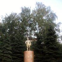 Памятник Воинам в г. Люберцы (гарнизон) :: Ольга Кривых