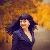 А осень не причём... :: Сергей Бутусов