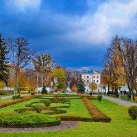 Осенью в Полтаве :: Пётр П