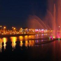 Самый высокий в Казани фонтан :: Кэтрин Ли