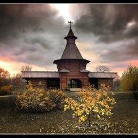 Ворота Николо-Карельского монастыря :: Nikanor