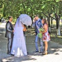 Выкуп невесты. :: Валентина ツ ღ✿ღ