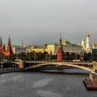 Москва :: Alex Dushutin