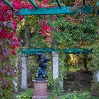 осень в Ораниенбауме :: Сергей Базылев