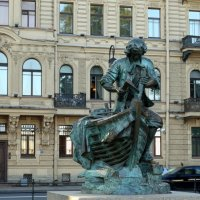 Царь-плотник. :: Владимир Гилясев