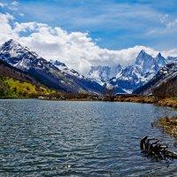 Озеро Туманлы :: Сергей Рычков