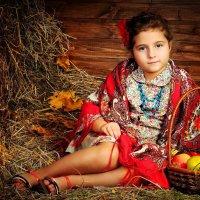 Детская фотосессия в студии :: Oksanka Kraft