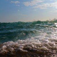 Каспийские воды :: Фёдор Юдин