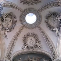 Свод церкви Петра и Павла. Рим :: Серж Поветкин