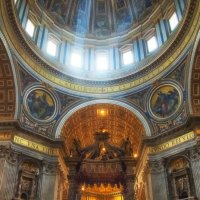 Собор Святого Петра - Рим :: Александр Беляков
