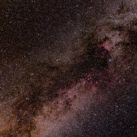 Млечный Путь в Лебеде :: ViP_ Photographer