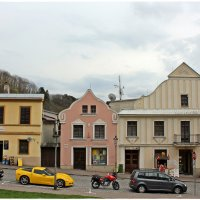 В городке Штрамберк понравится... :: Dana Spissiak