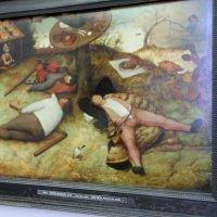 """Pieter Bruegel 1525-1565 """"Das Schlaraffenland"""" :: Olga"""