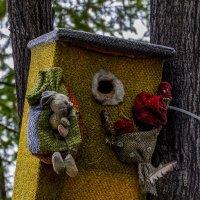 Птичий домик :: Sergey Kuznetcov