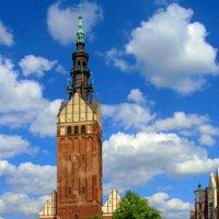 Кафедральный собор святого Николая (XIII—XV века). :: Сергей Карачин