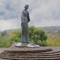 Марина Цветаева, Таруса :: Ирина Шарапова