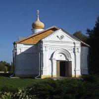 Никольская церковь. :: Sergey Serebrykov