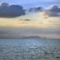 Просто море. Просто небо. :: Ольга Диброва