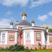 Храм Преображения Господня в Богородском. :: Геннадий Александрович