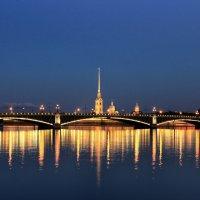 Над Невой :: Сергей Григорьев