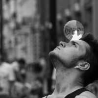 Стеклянный шар. Репост. :: Александр Степовой