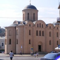 Храм на Подоле :: Александр Скамо
