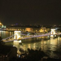 Ночной Будапешт :: Gennadiy Karasev