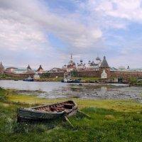 Соловецкий монастырь ** :: Владимир Клюев