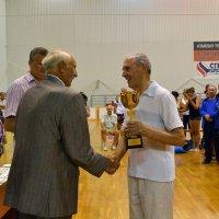Ветераны волейбола СПБ 2 место :: Надежда ---