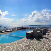 Отель Kivo Art & Gourmet *****, остров Скиатос, Греция :: Alexandre Lavrov