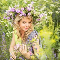 Цветочки..... :: Гульназа Садыкова