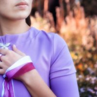 Purple euphoria :: Anna Lipatova