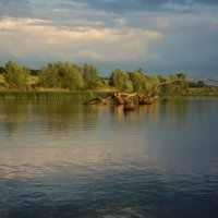 Хранители озера :: Наталья Изразова