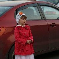 В ожидании мамы... :: Виктор Добрянский