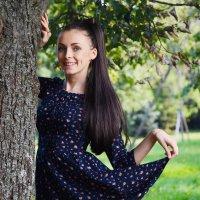 Начало :: Оксана Стремедловская