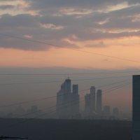 С добрым утром, милый город! :: Светлана Лысенко