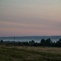 утренние туманы :: Mary Petukhova