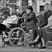 на пенсии :: Дмитрий Анцыферов