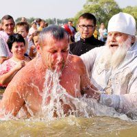 Игорь Егоров - Крещение :: Фотоконкурс Epson