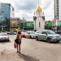 Чужой город :: Александр Бродский