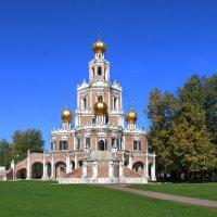 Церковь Покрова Богородицы в Филях :: LIDIA PV