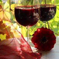 Выпьем осени напиток! Пьем, друзья, его не зря! :: Mariya laimite