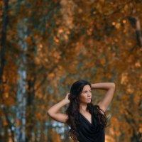 Женя в чёрном :: Женя Рыжов