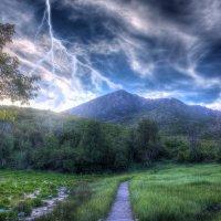 Молния в горах :: Iosif Magomedov