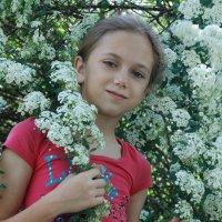 В цветах :: Ольга  Пусова