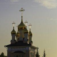 закатное золото куполов :: Petr Popov