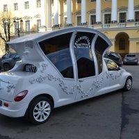 Свадебная карета. :: Константин Иванов