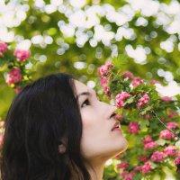 Весенний портрет :: Аида Абрегова