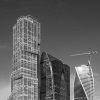Сити :: Александр Назаров